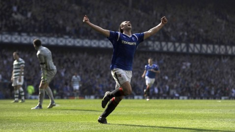 The Running Man: Lee Wallace