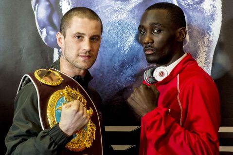 Ricky Burns vs. Terence Crawford