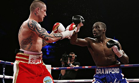 Burns vs. Crawford